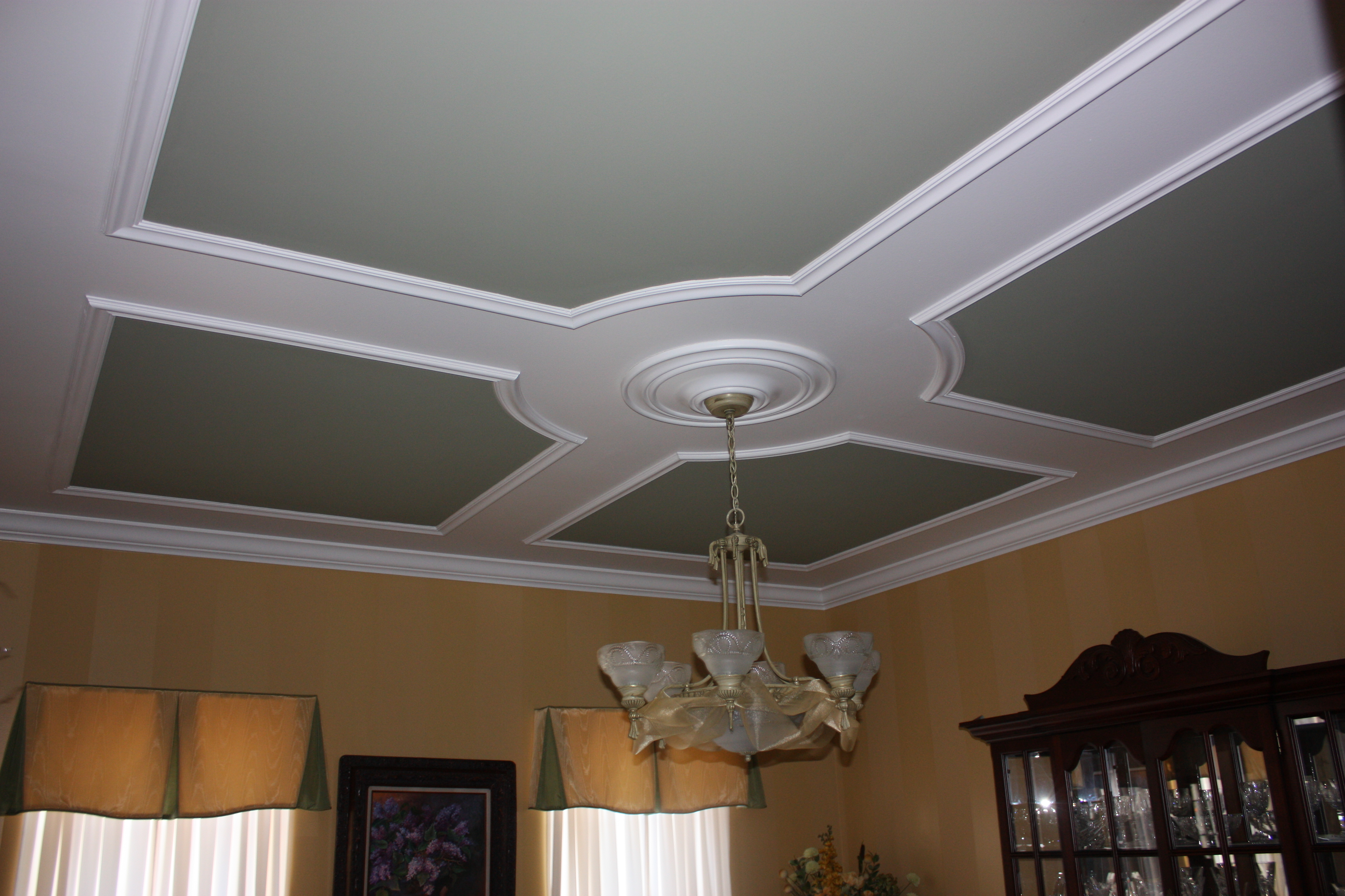 Coffered Ceiling Crown Amp Trim By Design