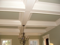 Coffered good detail