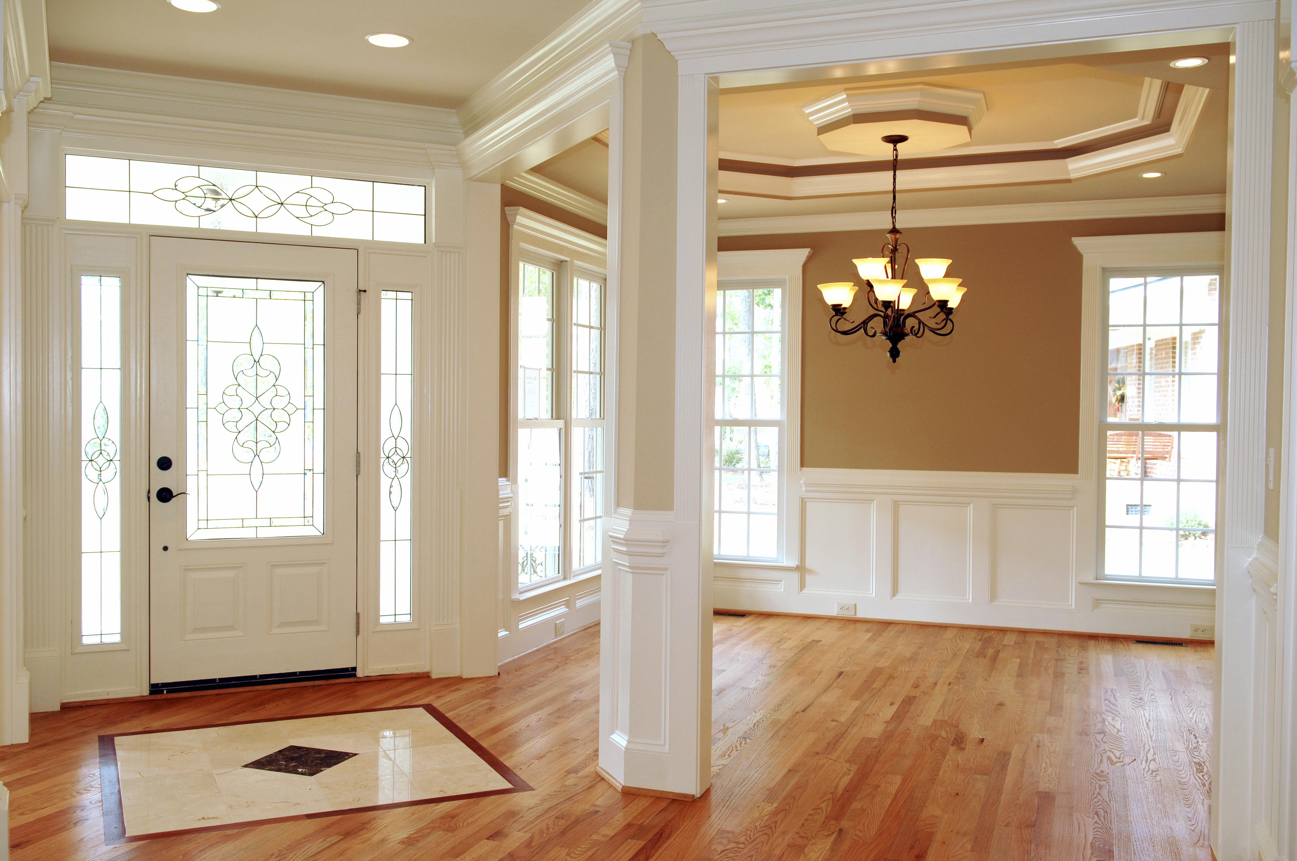 Window Door Crown \u0026 Wainscoting & Windows Valences and Doors | Crown \u0026 Trim By Design