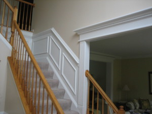 Opening & Wainscoting